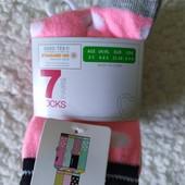 Милые носочки примарк неделька 7 пар в упаковке