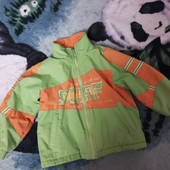Куртка Banny , 3-4года, мерки в описании, на осень и весну