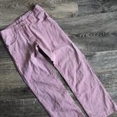 Новые хлопковые фирменные брюки, смотрите замеры