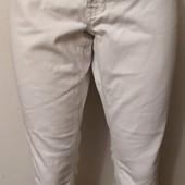Белоснежные капри d.jeans. Новые. смотрите замеры. Сток и Люкс