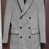 Фирменный классный новый тренчкот-пальто р. 8-12 (XS).