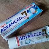 Зубная паста комплексная Advanced Care 7 Farmasi !112 г! Большой объем
