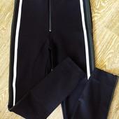 Новые штаны лосины с эфектом утяжки Zara есть еще бомпер и футболка зара лук :)))