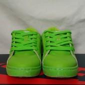 Яркие фирменные кроссовки Corso da Vinei,Италия,прошиты,38р,в идеале