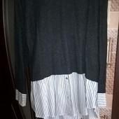 Очень класный свитерок р.58-60