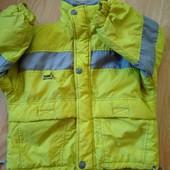 тепла куртка , 104 рр