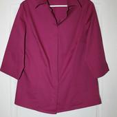Очень красивая блуза,рубашка Peter Hann/ Новое состояние!