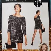 Платье оригинал Heidi Klum размер евро 42