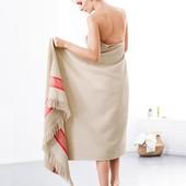 Шикарное банное/спа полотенце от Tcm Tchibo, размер 200*100см
