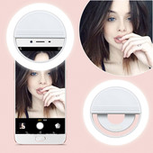 Селфи кольцо selfie ring light selfie ring light usb