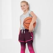 ☘ Яркие, функциональные спортивные шорты DryActivePlus от Tchibo(Германия), размеры:134-140