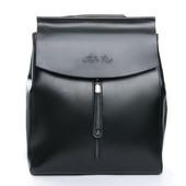 Фирменный кожаный Рюкзак- сумка от Alex Rai