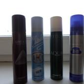 4 дезодоранта - одним лотом! 75 мл. каждый ОАЭ