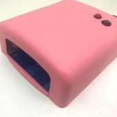 Лампа для запекания гель-лака УФ Лампа 818 36 Вт с таймером