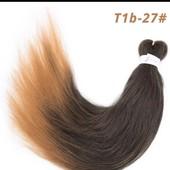 Лот 24 часа! Канекалон 66 см для плетения кос, афрокудри, аффронаращивание, завитых дредов, косичек
