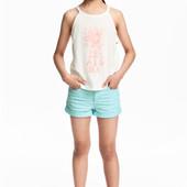Твиловые шорты H&M