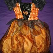 Платье на Хеллоуин. Карнавальное платье.