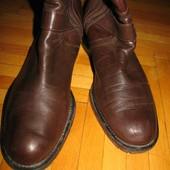 сапоги кожаные р 37