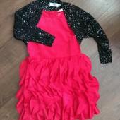 Платье праздничное H&M, 164см