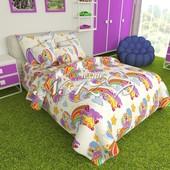 Детская постелька в кроватку бязь голд 100 процентов хб