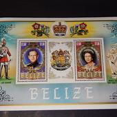 Почтовые марки. Соломоновы острова. 1986 год. чистый! 2 марки. Королевская семья. Филипп. Елизавета.