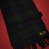Шикарный шарф от Marks&Spencer, 100 % шерсть ягнёнка. Очень тёплый, мягкий, стильный. Не секонд. В и