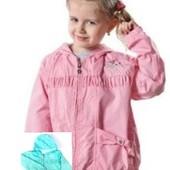 Хит сезона!!! Куртка-ветровка на девочку!!! Модно! Красиво! Ярко!