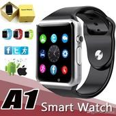 Часы наручные Smart Watch A1-распродажа-Успей приобрести! цвет розовый
