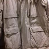 Пуховое пальто для рыбаков