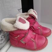 Ботинки зимние, р. 26, стелька 16,5 см
