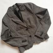 Пиджак h&m піджак жакет накидка S