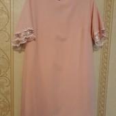Платье 56 разм