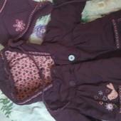 Куртка и шапочка Деми 2-3 года