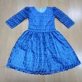 Красивое платье для девочки! Смотрите замеры! Последнее!!