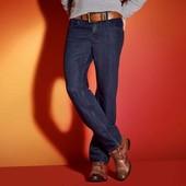 "мужские термо-джинсы ""Straight Fit"" Livergy размер евро 52"