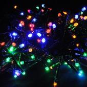 Гирлянда электрическая (80) лампочек