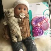 Кукла Peterkin Англия 47см.!!! с новым набором аксессуаров!!!!!