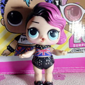 Куколка + одежда + обувь + ожерелье оригинал MGA LoL лол как на фото