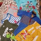 Пакет вещей (17 вещей)для мальчика 4-5 лет (110-116 см)