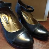 Туфли женские (под замшу)