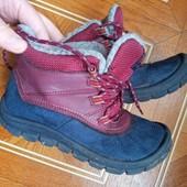 Деми сапоги ботинки Oshkosh carter's для мальчика р 12 (стелька 19 см)