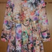 Красивое платье 92-98 р