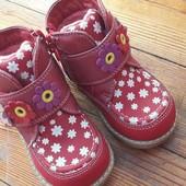 Демисезонные ботинки Шалунишка ортопед р-р 22