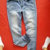 Стильные женские джинсы скинни pimkie где-то на 36-38 р в отличном состоянии