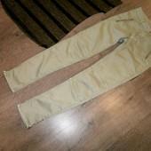 Классные штаники с замочками *tally weijl* р.42