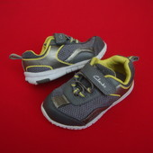 .Кроссовки Clarks Silver Yellow 20-21 размер