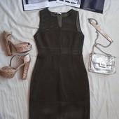 Оригинальное платье сетка