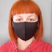 Многоразовая защитная маска для лица