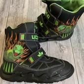 Деми ботинки Ligo 33 размер стелька 21,5 см