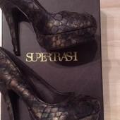 Supertrash крутые туфли
